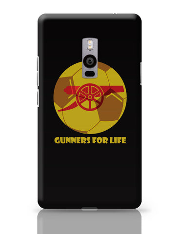 OnePlus Two Covers | Gunners for Life OnePlus Two Cover Online India