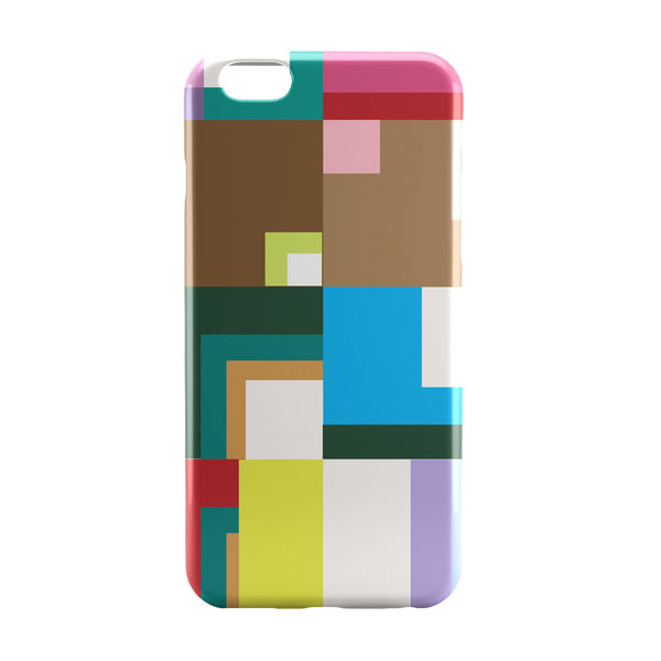 iPhone 6 Case & iPhone 6S Case | The Blissful Geometric Art iPhone 6 | iPhone 6S Case Online India | PosterGuy