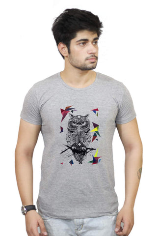 Buy Funny T-Shirts Online India | The Guardian Of The Night Owl T-Shirt Funky, Cool, T-Shirts | PosterGuy.in