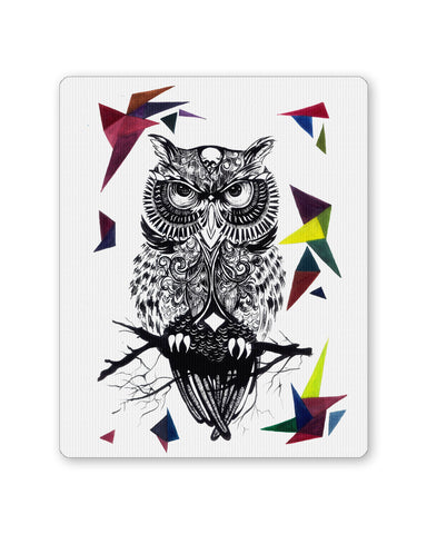 Mouse Pads | The Guardian Of the Night Owl Mouse Pad Online India | PosterGuy.in