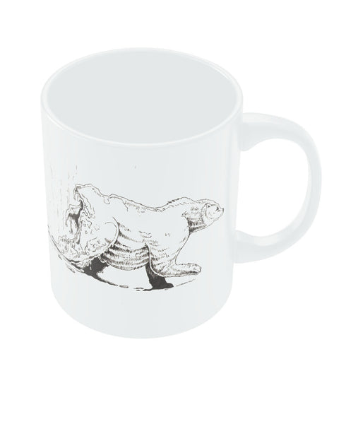 Global Warming Bear Mug