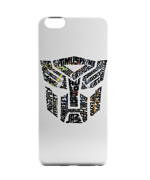 iPhone 6 Case & iPhone 6S Case | Optimus Prime Transformers (Multi) iPhone 6 | iPhone 6S Case Online India | PosterGuy