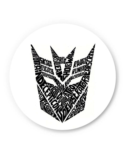 PosterGuy | Decepticons Autobots Transformers Inspired Fridge Magnet Online India
