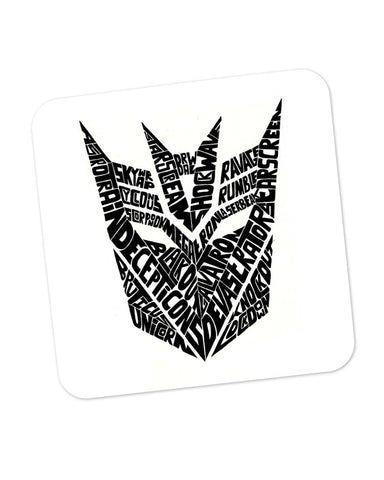 Decepticons | Transformers Inspired Coaster Online India