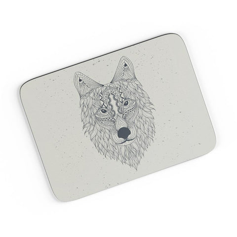 Designer Wolf A4 Mousepad Online India