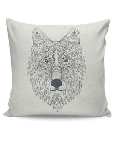 Designer Wolf Cushion Cover Online India