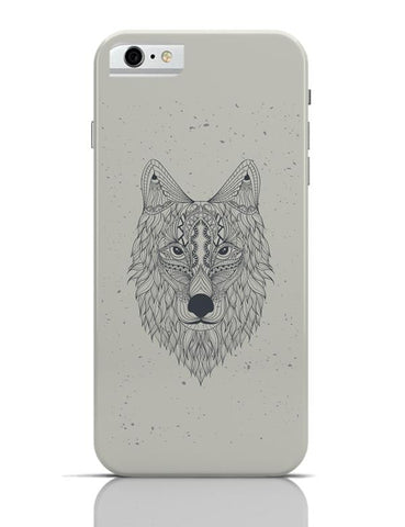 Designer Wolf iPhone 6 6S Covers Cases Online India