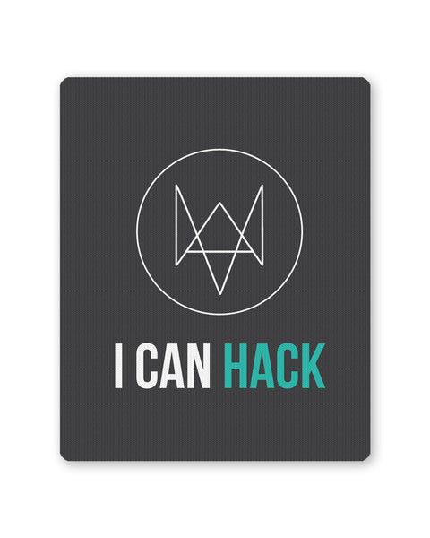 Mouse Pads | I Can Hack Mouse Pad Online India | PosterGuy.in