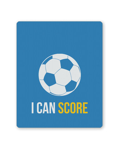Mouse Pads | I Can Score Mouse Pad Online India | PosterGuy.in