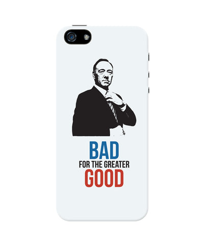House Of Cards Quote iPhone 5/5S Case