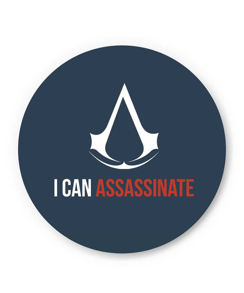 I Can Assasinate Assasins Creed Fridge Magnet