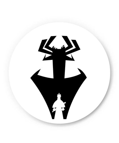Samurai Jack Comic Fridge Magnet