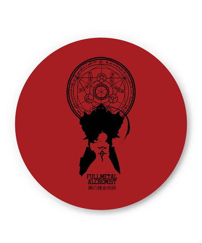PosterGuy | Full Metal Alchemist Shadow Fridge Magnet 1243118319 Online India