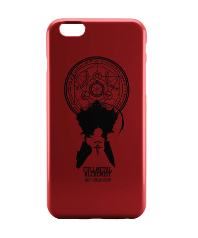 iPhone 6 Case & iPhone 6S Case | Full Metal Alchemist Shadow iPhone 6 | iPhone 6S Case Online India | PosterGuy