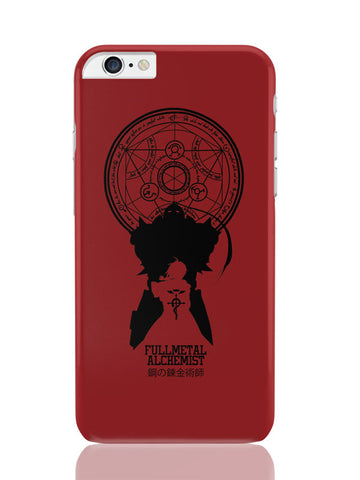 iPhone 6 Plus / 6S Plus Covers & Cases | Full Metal Alchemist Shadow iPhone 6 Plus / 6S Plus Covers and Cases Online India