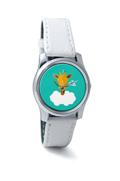 Women Wrist Watches India | I'm So High Right Now | Giraffe Wrist Watch Online India