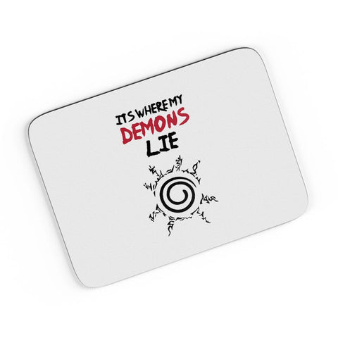 It'S Where My Demons Lie | Imagine Dragons A4 Mousepad Online India