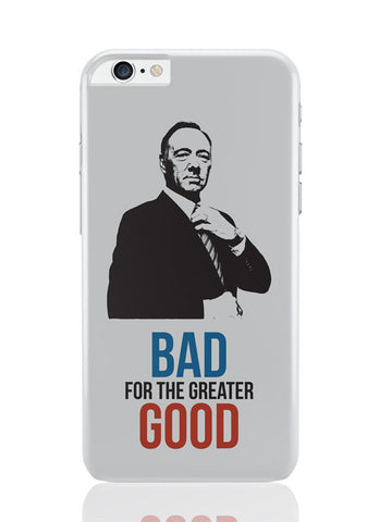 iPhone 6 Plus / 6S Plus Covers & Cases | House Of Cards Quote iPhone 6 Plus / 6S Plus Covers and Cases Online India