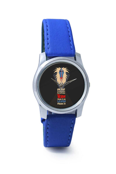 Women Wrist Watch India | Rafiki - Inspirational Wrist Watch Online India