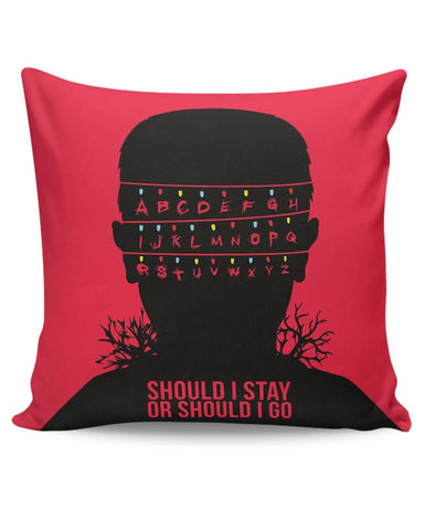 Stranger Things Cushion Cover Online India