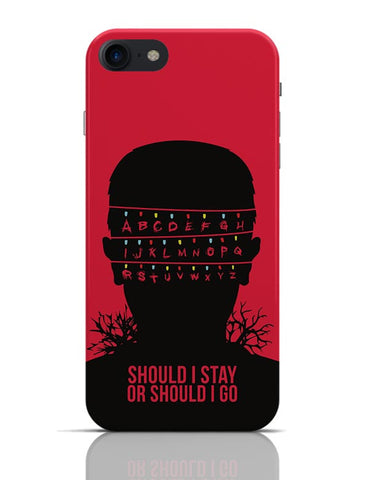 Stranger Things iPhone 7 Covers Cases Online India