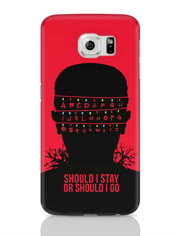 Stranger Things Samsung Galaxy S6 Covers Cases Online India