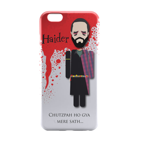 iPhone 6 Case & iPhone 6S Case | Haider Chutzpah Ho Gaya Mere Sath Design iPhone 6 | iPhone 6S Case Online India | PosterGuy
