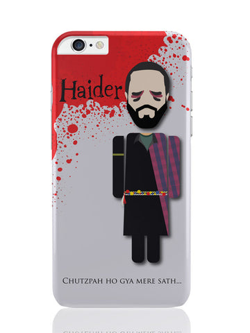 iPhone 6 Plus / 6S Plus Covers & Cases | Haider Chutzpah Ho Gaya Mere Sath Design iPhone 6 Plus / 6S Plus Covers and Cases Online India