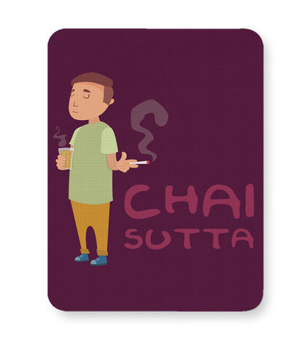 Buy Mousepads Online India | Chai Sutta Mouse Pad Online India