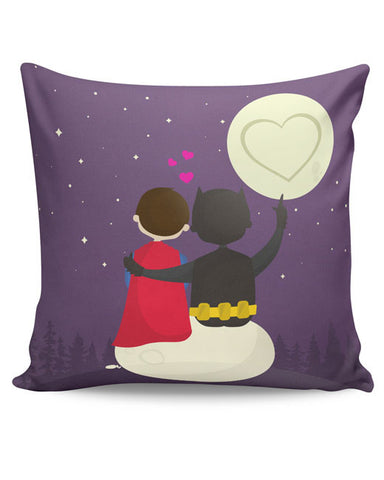 PosterGuy | Funny Romantic Tale Cushion Cover Online India