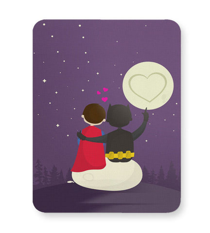 Buy Mousepads Online India | Funny Romantic Tale Mouse Pad Online India