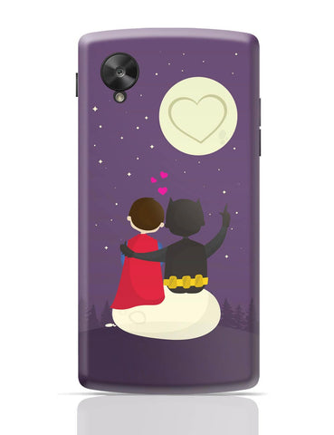 Google Nexus 5 Covers | Funny Romantic Tale Google Nexus 5 Cover Online India