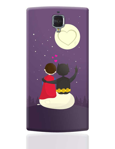 Funny Romantic Tale OnePlus 3 Cover Online India