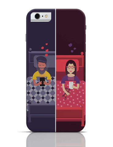 iPhone 6/6S Covers & Cases | Texting Couple iPhone 6 Case Online India