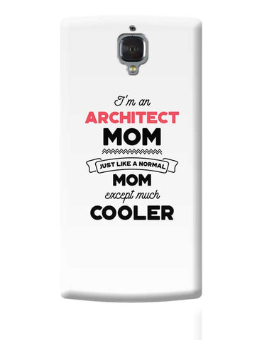 I'm A Mountain Biker Mom, Just Like A Normal Mom Except Way Cooler | Gift for Mountain Biker OnePlus 3 Covers Cases Online India