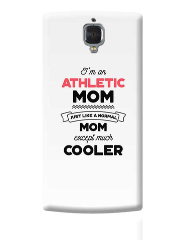 I'm A Network Administrator Mom, Just Like A Normal Mom Except Way Cooler | Gift for Network Administrator OnePlus 3 Covers Cases Online India