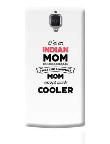 I'm A Product Specialist Mom, Just Like A Normal Mom Except Way Cooler | Gift for Product Specialist OnePlus 3 Covers Cases Online India