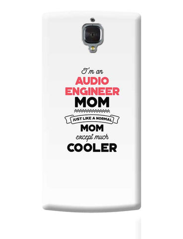 I'm A Social Media Marketer Mom, Just Like A Normal Mom Except Way Cooler | Gift for Social Media Marketer OnePlus 3 Covers Cases Online India