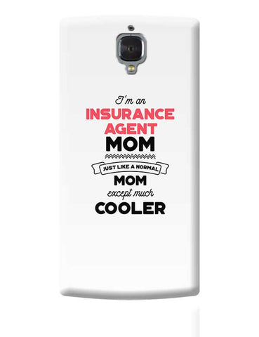 I'm A Story Writer Mom, Just Like A Normal Mom Except Way Cooler | Gift for Story Writer OnePlus 3 Covers Cases Online India