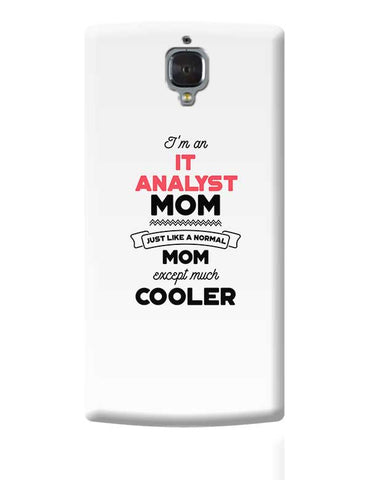 I'm A Tattoo Artist Mom, Just Like A Normal Mom Except Way Cooler | Gift for Tattoo Artist OnePlus 3 Covers Cases Online India