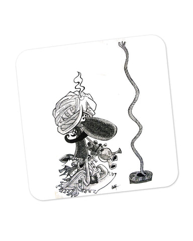 The Snake Charmer Coaster Online India