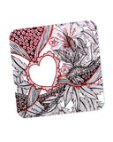 For My Valentine Coaster Online India