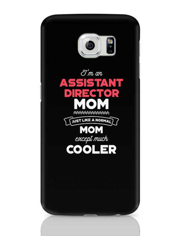 I'm A Social Worker Mom, Just Like A Normal Mom Except Way Cooler | Gift for Social Worker Samsung Galaxy S6 Covers Cases Online India