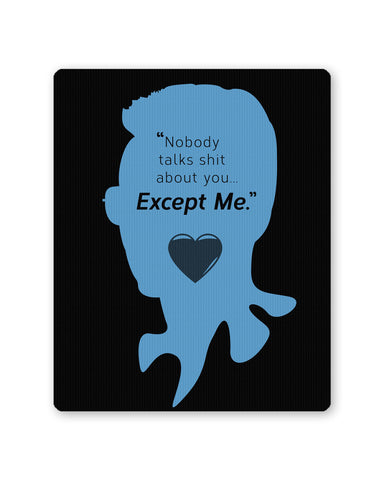 Mouse Pads | Eric Murphy Entourage Mouse Pad Online India | PosterGuy.in