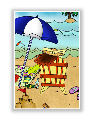 Buy Art Posters Online | Beach Adventure Poster | PosterGuy.in