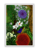 Buy Art Posters Online | Summer Wild Flowers Poster | PosterGuy.in