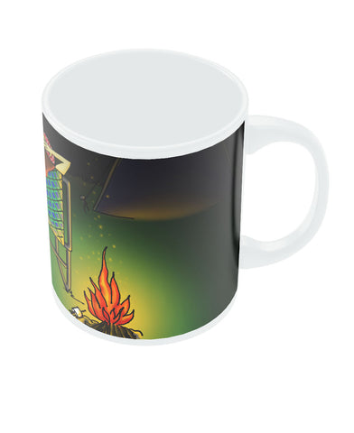Bonfire Night Coffee Mug Online India