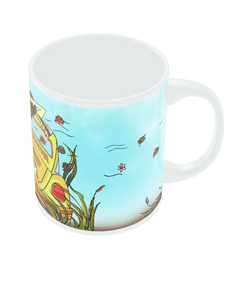 WTF- the three magical letters Coffee Mug Online India