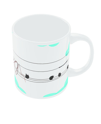 Just hanging Out Coffee Mug Online India