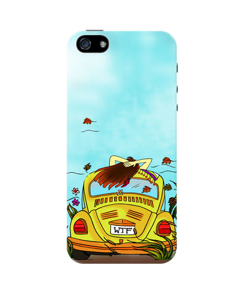 WTF - the three magical letters iPhone 5/5S Case